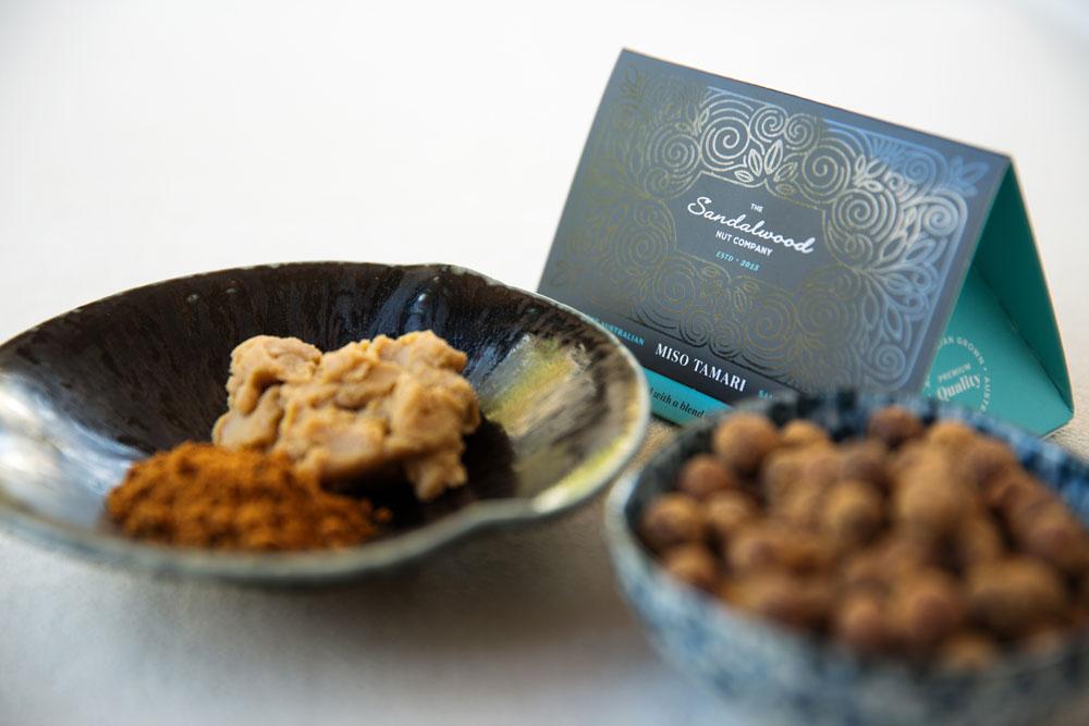 Sandalwood Nuts